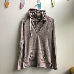Roxy pullover hoodie size S